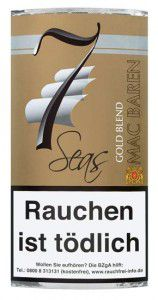 Mac Baren 7 Seas Gold Blend / 40g Beutel