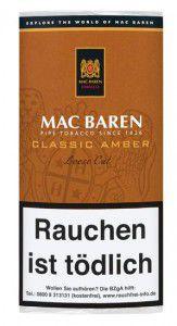 Mac Baren Classic Amber Loose Cut / 50g Beutel