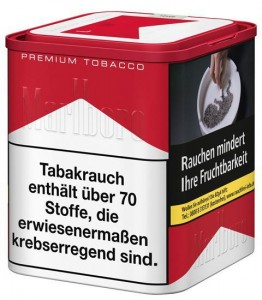 Marlboro Red Premium Tobacco XL / 150g Dose