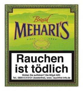 Meharis Brasil / 20er Packung