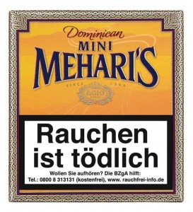 Meharis Mini Dominican / 20er Packung