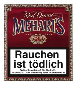 Meharis Red Orient / 20er Packung