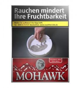Mohawk Red Big Box Zigaretten