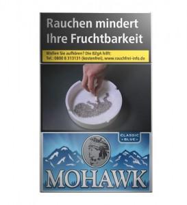 Mohawk Blue Zigaretten