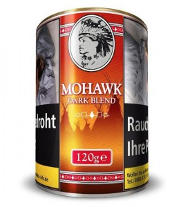 Mohawk Dark Blend / 120g Dose