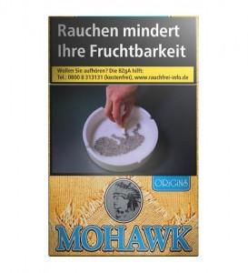 Mohawk Origins Blue Zigaretten