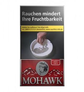 Mohawk Red 100 Zigaretten