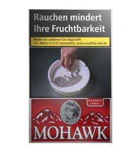 Mohawk Red Zigaretten