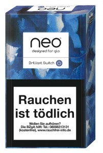 Neo Tobacco Brilliant Switch