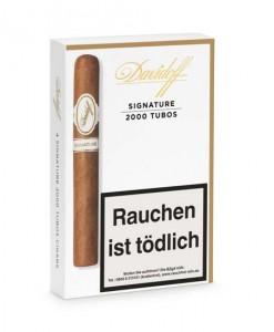 Davidoff Signature 2000 Tubos / 4er Packung