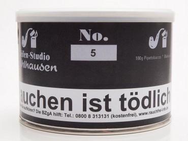 Pfeifenstudio Mühlhausen No.5 / 100g Dose