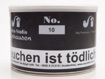 Pfeifenstudio Mühlhausen No.10 / 100g Dose