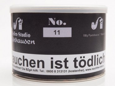 Pfeifenstudio Mühlhausen No.11 / 100g Dose