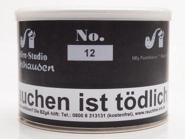 Pfeifenstudio Mühlhausen Nr.12 / 100g Dose