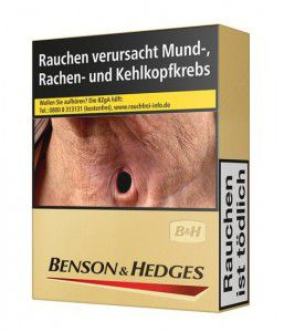 Benson & Hedges Gold XL Zigaretten