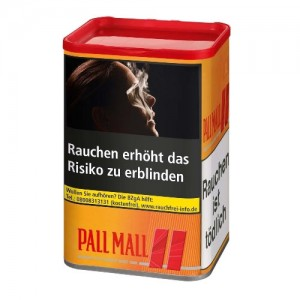 Pall Mall Allround Red XL Tabak / 60g Dose