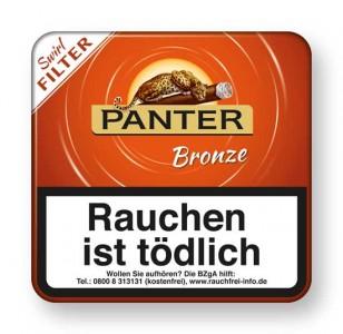 Panter Swirl Bronze Filter / 20er Packung