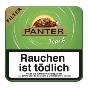 Panter Touch Green Filter / 20er Packung