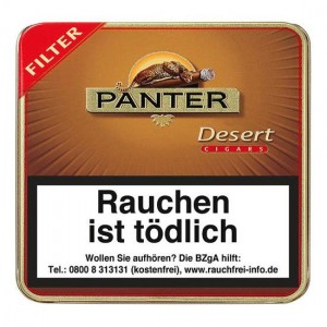 Panter Desert Filter / 20er Packung