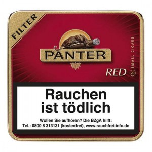 Panter Red Filter / 20er Packung