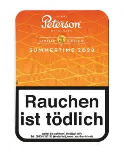 Peterson Summertime 2020 / 100g Dose