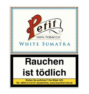 Nobel White Sumatra / 20er Packung