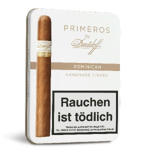 Davidoff Primeros Dominican / 6er Packung