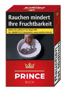 Prince Rich Taste Zigaretten