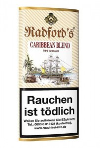 Radfords Caribbean Blend / 50g Beutel