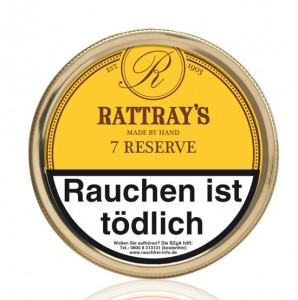 Rattrays 7 Reserve / 100g Dose