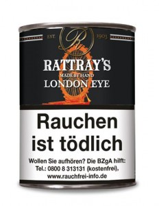 Rattrays London Eye / 100g Dose