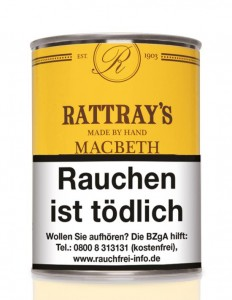 Rattrays Macbeth / 100g Dose
