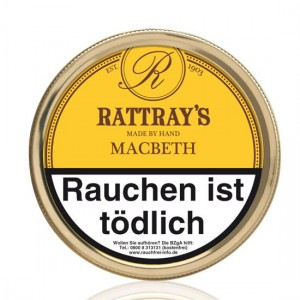 Rattrays Macbeth / 50g Dose