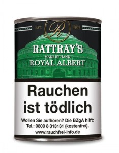 Rattrays Royal Albert / 100g Dose