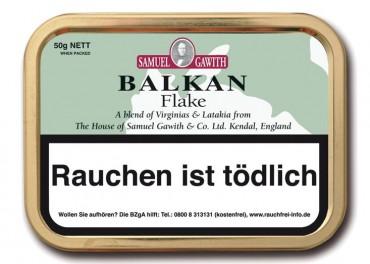 Samuel Gawith Balkan Flake / 50g Dose