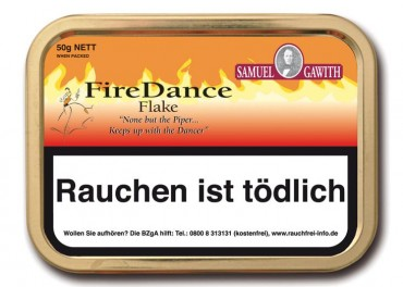 Samuel Gawith Fire Dance Flake / 50g Dose