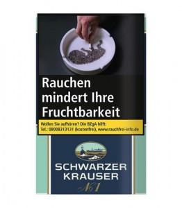 Schwarzer Krauser No. 1 / 35g Pouch