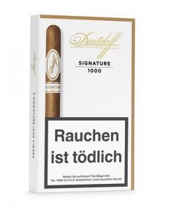Davidoff Signature 1000 / 5er Packung