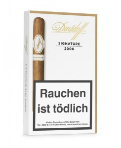 Davidoff Signature 2000 / 5er Packung