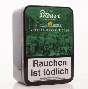 Peterson Special Reserve 2019 / 100g Dose