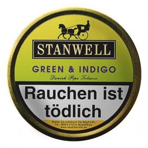 Stanwell Green & Indigo / 50g Dose