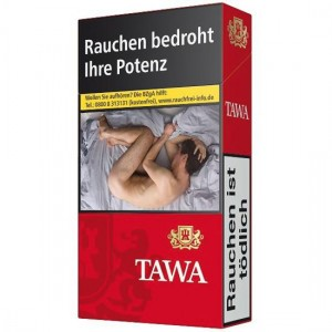 Tawa Red 100 Zigaretten