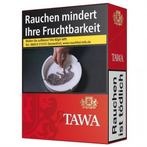 Tawa Red Maxi Pack Zigaretten