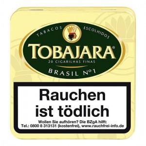 Tobajara No.1 Brasil / 20er Packung