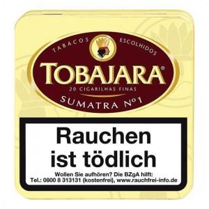 Tobajara No.1 Sumatra / 20er Packung