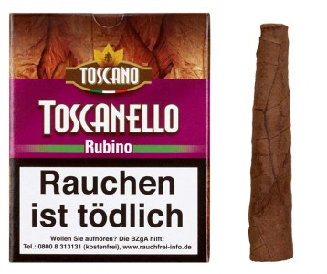 Toscanello Rubino / 5er Packung