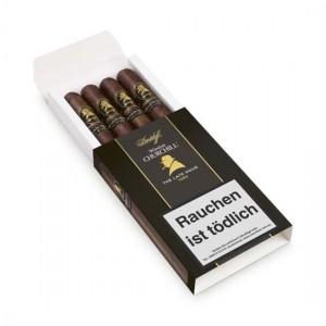 Davidoff Winston Churchill - The Late Hour Toro Zigarren / 4er Packung