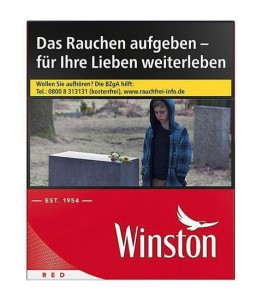 Winston Red 6XL Zigaretten