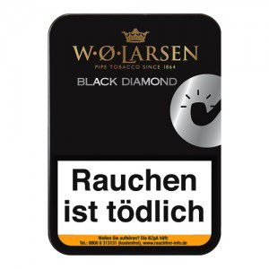 W.O. Larsen Black Diamond  / 100g Dose