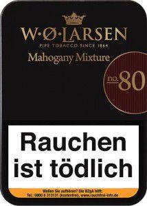 W.O. Larsen Mahogany Mixture No.80 / 100g Dose
